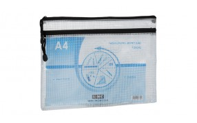 Mesh zipper bag - FB8042