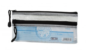 Mesh Zipper Bag - FB8045