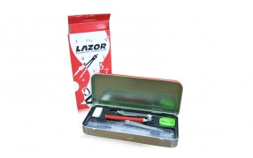 Lazor Mathematical Instrument Box