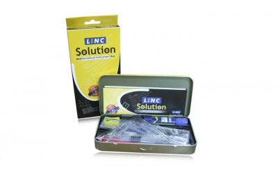 Solution Mathematical Instrument Box