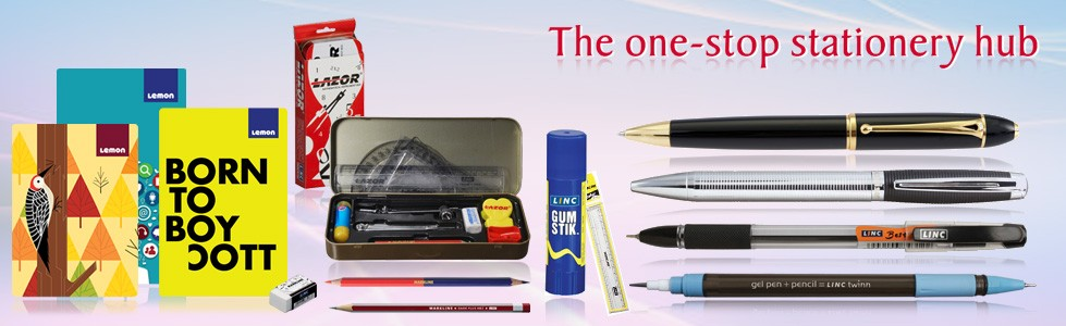 The one stop stationery hub